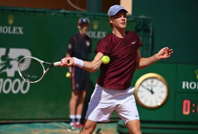 Montecarlo: Sinner si arrende in due set a Djokovic. Cecchinato eliminato da Goffin