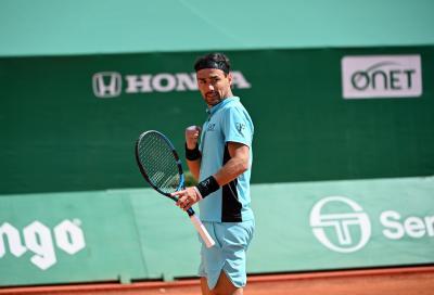 Montecarlo, programma ottavi 15 aprile: in campo Djokovic, Nadal e Fognini