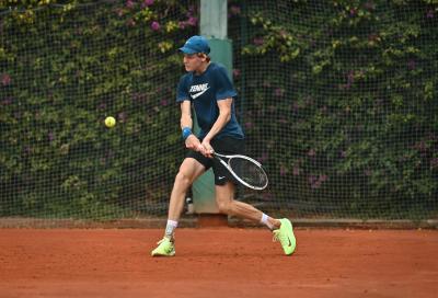 """Djokovic: """"Sinner, presente e futuro"""", Jannik: """"Cerco di imparare"""""""