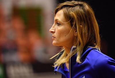"""Garbin sul movimento femminile italiano: """"Siamo in crescita, i risultati arriveranno"""""""