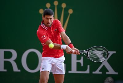 """Masters 1000 Montecarlo, Djokovic: """"Uno dei miei peggiori match negli ultimi anni"""""""
