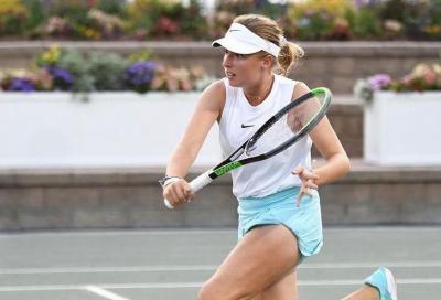 WTA Charleston, splende Linda Fruhvirtova: primo quarto di finale raggiunto a 15 anni