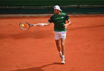 ATP Belgrado, Stefano Travaglia lotta ma si arrende a Krajinovic