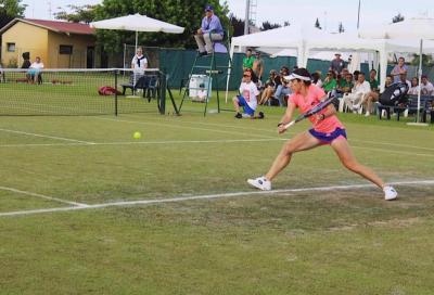 A Gaiba il primo torneo internazionale in Italia su erba naturale