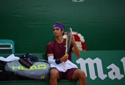 """Lorenzo Musetti: """"Nel terzo set non riuscivo a giocare, ma non mi piace ritirarmi"""""""