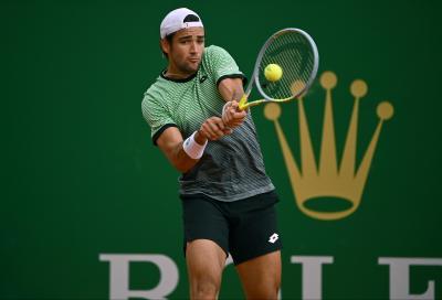 ATP Belgrado, Berrettini vince il derby contro Cecchinato