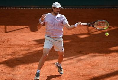 ATP Monaco di Baviera: bene Ivashka, Millman e Pella