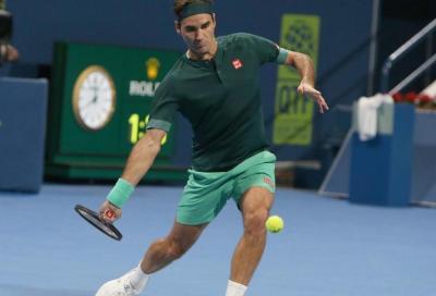 """Severin Luthi: """"Federer si allena intensamente, ma è un po' indietro sulla tabella di marcia"""