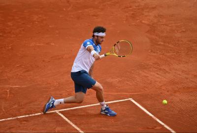 ATP Estoril: Cecchinato parte con il piede giusto