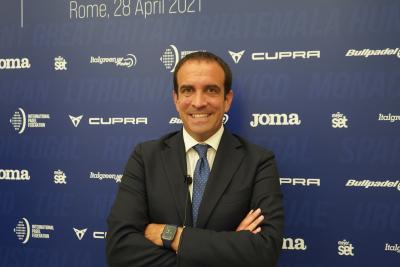 Padel, Luigi Carraro confermato presidente della FIP