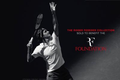 Che occasione: un pezzo di Federer a casa tua