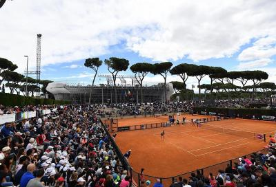 Internazionali BNL d'Italia aperti al pubblico dagli ottavi di finale