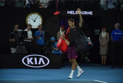 "Roger Federer saluta Dolgopolov: ""Mi è sempre piaciuto vederti giocare. Buona fortuna Dog"""