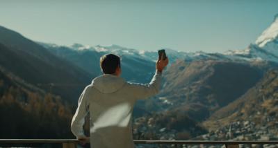 Federer 'chiama' De Niro per la campagna per il turismo in Svizzera (VIDEO)
