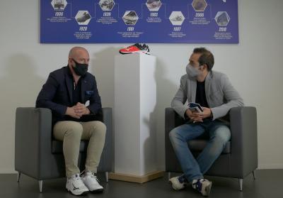 """Oliver Strenghetto, Mizuno: """"Abbiamo seminato e arrivano le soddisfazioni. Continueremo a investire nel tennis"""""""