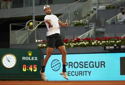 Masters 1000 Madrid: Zverev batte Berrettini in tre set