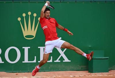 "Roma, Novak Djokovic: ""I Grand Slam sono i miei unici obiettivi"""