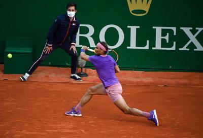"""Rafael Nadal sull'attenti: """"Sono un po' preoccupato, è l'esordio più duro che mi potesse capitare"""""""