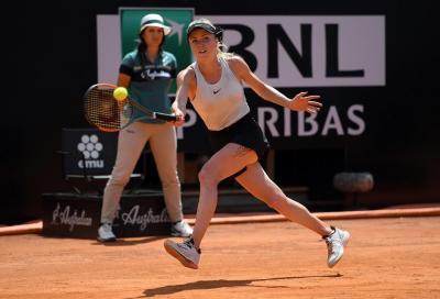 Inizia bene il torneo di Roma per Barty, Pliskova e Svitolina
