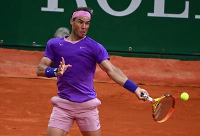 Internazionali d'Italia: Nadal soffre, ma rimonta Shapovalov e vola ai quarti