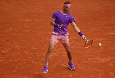 Rafael Nadal supera Opelka e centra la dodicesima finale a Roma