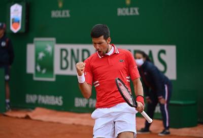 Roma, il sogno di Sonego si ferma in semifinale: Djokovic vince in tre set