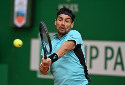 ATP 250 Ginevra: assolo di Fabio Fognini, che batte Guido Pella 6-2 6-2