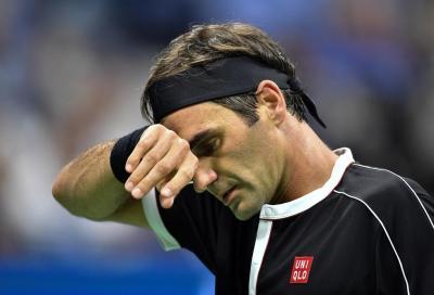 """Parla Federer dopo la sconfitta: """"Sono deluso, ma devo accettare i miei limiti"""""""