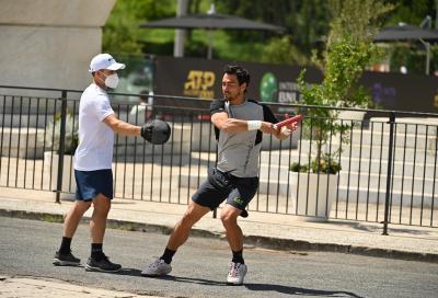 Torna lo UTS: Fognini, Medvedev e Schwartzman tra gli atleti al via