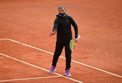 """Toni Nadal: """"Allenare Federer sarebbe un sogno per tutti gli allenatori"""""""