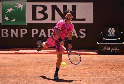 Roland Garros, Fabio Fognini in versione diesel: Barrere regolato in tre set