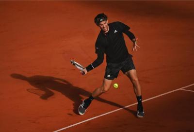 Roland Garros: Dominic Thiem sorpreso da Andujar. Dimitrov domina Giron ma è costretto al ritiro