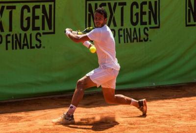 Roland Garros, Alessandro Giannessi accarezza l'impresa contro Nishikori e perde in cinque set