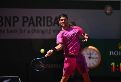 Roland Garros, il programma di mercoledì 2 giugno: Fognini e Trevisan in azione
