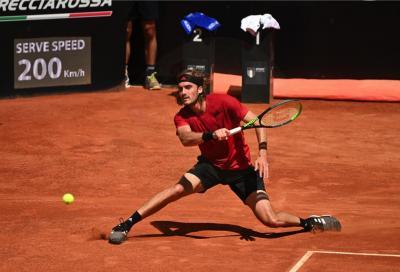 Roland Garros: Tsitsipas sul velluto, Bautista Agut esce a sorpresa