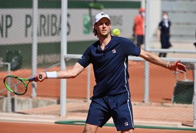 Roland Garros, Andreas Seppi cede in tre set a Kwon