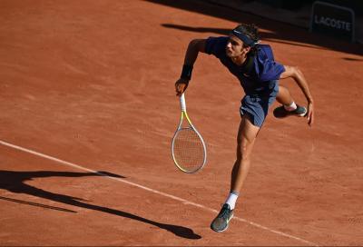Roland Garros, derby da sogno: Musetti batte Cecchinato al quinto set