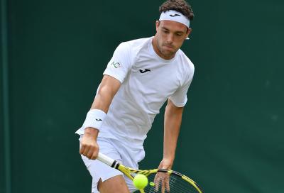 Wimbledon, Cecchinato entra in main draw