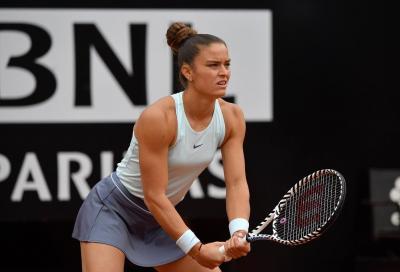 Impresa Sakkari, prima greca di sempre ai quarti di uno Slam