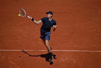Niente colpo di stato per Sinner, Nadal passa in tre set