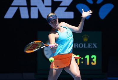 Roland Garros, maratone vincenti per Zidansek e Pavlyuchenkova