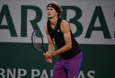 Roland Garros, Zverev e Tsitsipas sono i primi semifinalisti