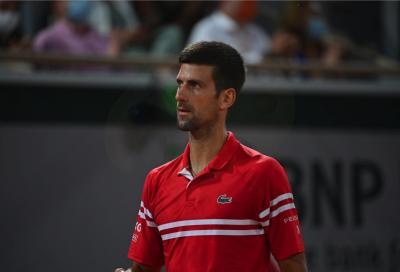 """Novak Djokovic sulla semifinale con Nadal: """"Sono fiducioso. Credo di poter vincere, altrimenti non sarei qui"""""""
