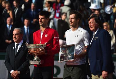 """Adriano Panatta sull'urlo di Djokovic: """"Ma siamo sicuri che il tennis faccia bene alla salute?"""""""