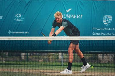 Gaibledon, domani al via i quarti di finale agli Internazionali di tennis su erba naturale
