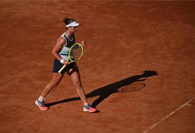 Roland Garros, Barbora Krejcikova salva un matchpoint e approda in finale
