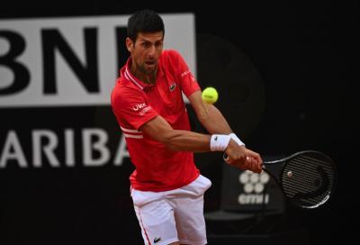 Djokovic, la parola alla risposta