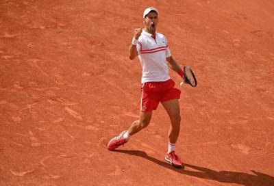 Lesa maestà a Parigi: Djokovic batte Nadal nel match più bello dell'anno!