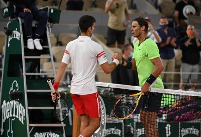 """La gioia di Novak Djokovic: """"Non avevo mai giocato così bene al Roland Garros"""""""