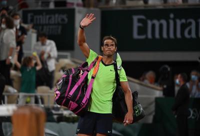 """Rafael Nadal: """"Ho provato a dare il massimo, ma oggi non era il mio giorno"""""""